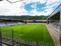 SC Freiburg verst�rkt Einlasskontrollen am Stadion
