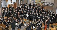 Evangelische Bezirkskantorei in der evangelischen Stadtkirche