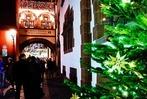 Fotos: Der Freiburger Weihnachtsmarkt ist er�ffnet