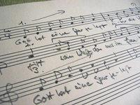 Schwarzw�lder Liedzeilen zum Reformationsjubil�um