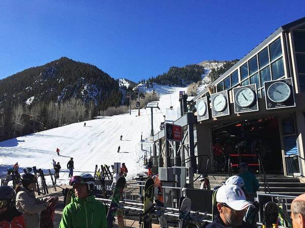 Treffpunkt der Schönen und Reichen - und ein wirklich guter Ort zum Skifahren. Die Möglichkeiten sind vielfältig!