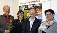 Bernd Klippstein ist der neue Vorsitzende des Stra�enschule-Vereins