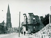 Bombennacht 1944: Wie das Freiburger M�nster stehen blieb