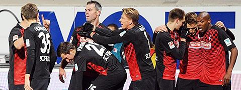 SC Freiburg gewinnt mit Joker-Tor in Heidenheim 2:1