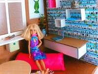 Das upgecycelte Puppenhaus