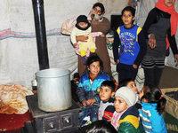 UNO kann Fl�chtlinge nicht mit dem N�tigsten versorgen