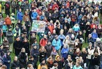 Fotos: Demonstration gegen Klimawandel