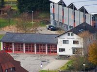 Zusch�sse gestrichen: Feuerwehrhaus zu gro� geplant