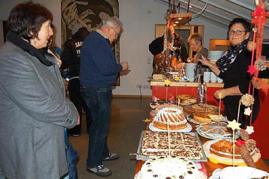 Impressionen vom Weihnachtsmarkt in Niederhof