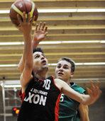Ein Basketballauftritt, der f�r die Zukunft Mut macht