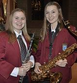 Zweimal Gold f�r Musikerinnen