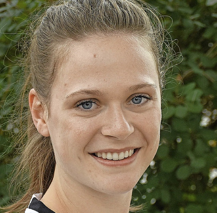 Louisa Gruber erzielte zulletzt drei Tore.   | Foto:  S. Köhli