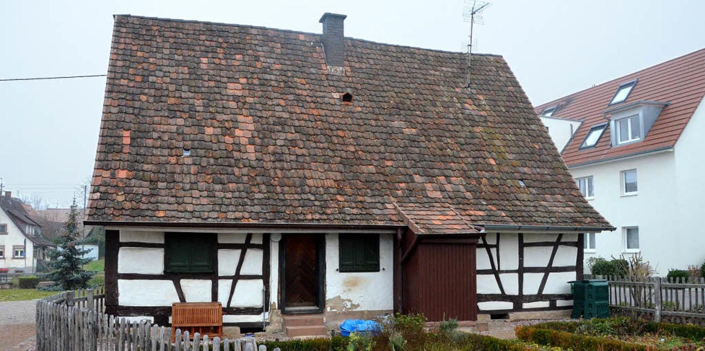 Das Gaus- Haus in Denzlingen soll saniert werden.   | Foto: Max Schuler