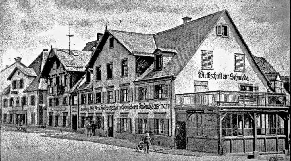 alte wirtshausgeschichte lebt wieder auf donaueschingen badische zeitung. Black Bedroom Furniture Sets. Home Design Ideas
