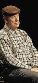 Der Kabarettist Gerd Dudenhöffer sorgte im Lörracher Burghof für herzhaftes Gelächter