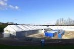 Fotos: So sehen die Zelthallen für Flüchtlinge auf dem Mundenhof aus