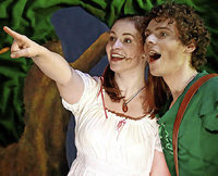 "VERLOSUNG: Tickets f�rs Musical ""Peter Pan"""