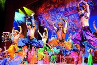 """Wie ist das Disney-Musical """"Aladdin"""" in Hamburg?"""