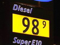 Freiburger Tankstellen verkaufen Diesel unter einem Euro