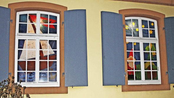 Adventsfenster In Wittenweier Lahr Badische Zeitung