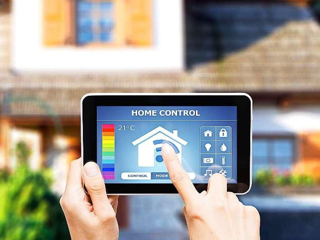smart home und smart security live erleben aktionen im. Black Bedroom Furniture Sets. Home Design Ideas