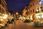 Lichtvolle Weihnachtsstimmung in Staufen