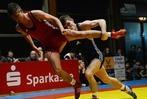 Fotos: RKG Freiburg und ASV Urloffen im Ringer-Derby