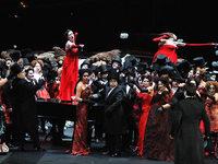 """""""La Traviata"""" in Straßburg: Großartige Inszenierung"""