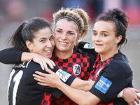 Hohe H�rde: SC-Fu�ballerinnen im Pokal beim VfL Wolfsburg