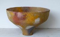 Keramik von Elisa Stützle-Siegsmund und Malerei von Beatrix Tamm in Müllheim