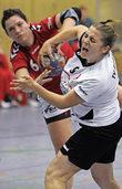 """M�ssen sicheren Handball spielen"""