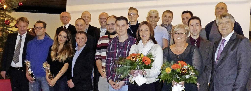 Winzerkeller dankt treuen Mitarbeitern - Breisach ...