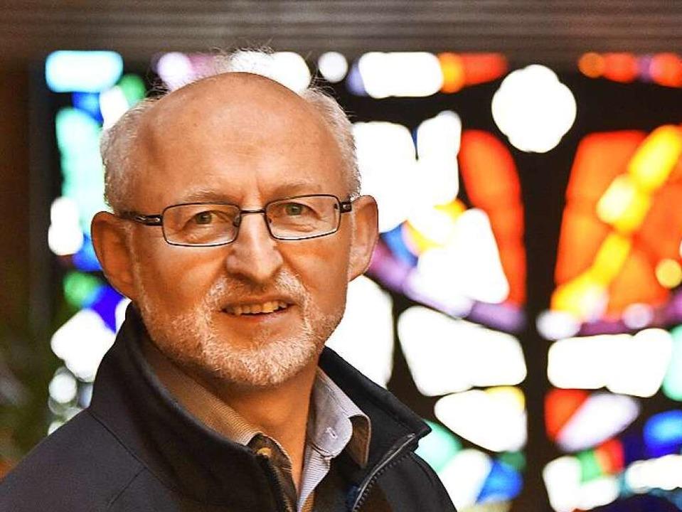 Pfarrer Franz Wehrle  | Foto: Michael Bamberger