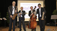 Fetzige Musik der 20er- und 30er Jahre gibt beim Dreik�nigsfr�hschoppen in der Alemannischen B�hne