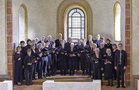 Kantorei St. Cyriak, kleines Instrumentalensemble, M�llheimer Altistin Elisabeth Mertens, Organistin Christiane Lux aus Staufen in Sulzburg