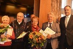 Fotos vom Neujahrsempfang in Ehrenkirchen
