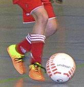 Jugend zeigt guten Fu�ball