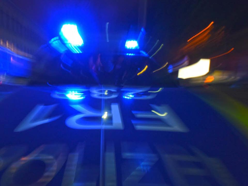 Die Polizei ermittelt im Fall einer me...en Vergewaltigung in Weil-Friedlingen.  | Foto: dpa