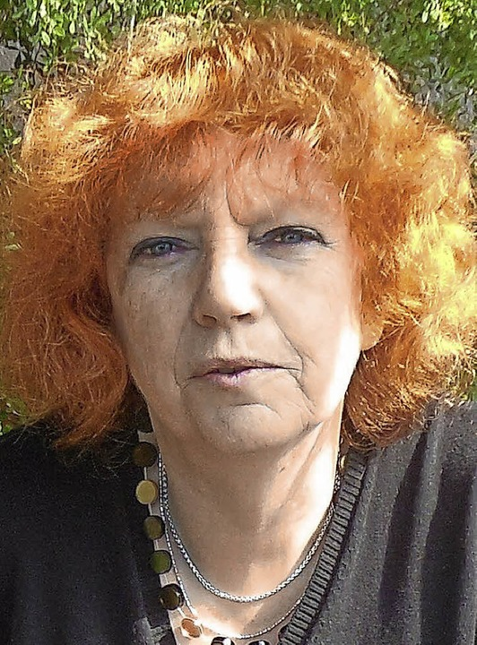Dora Pfeifer-Suger   | Foto: Privat