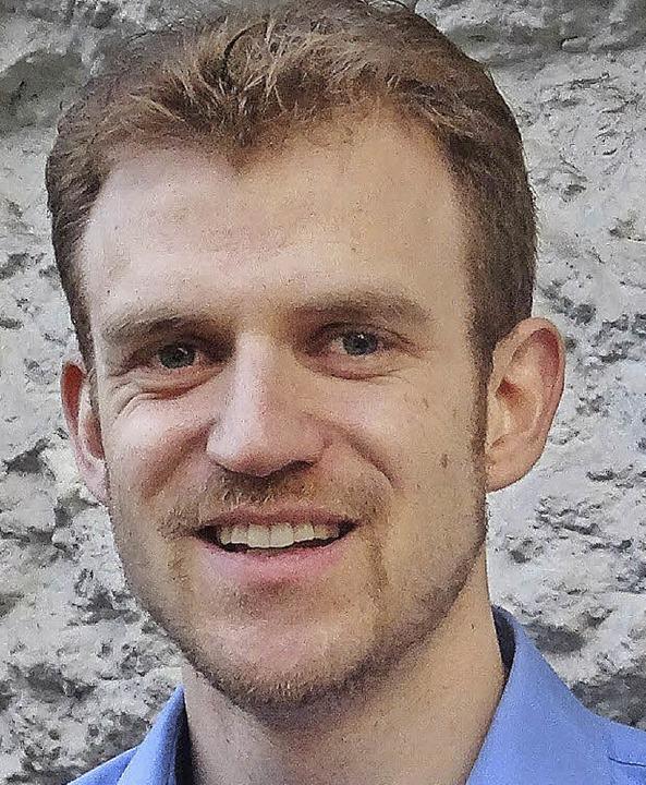 Tobias Vogel, Geschäftsführer von Süße Hoffnung  | Foto: Privat