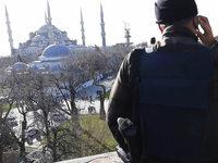 Mindestens acht Deutsche in Istanbul get�tet
