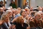 Gro�es Interesse an Diskussion zum Rheinfelder Steg