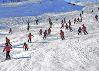 Der Winter l�sst die Skiclubs im Stich