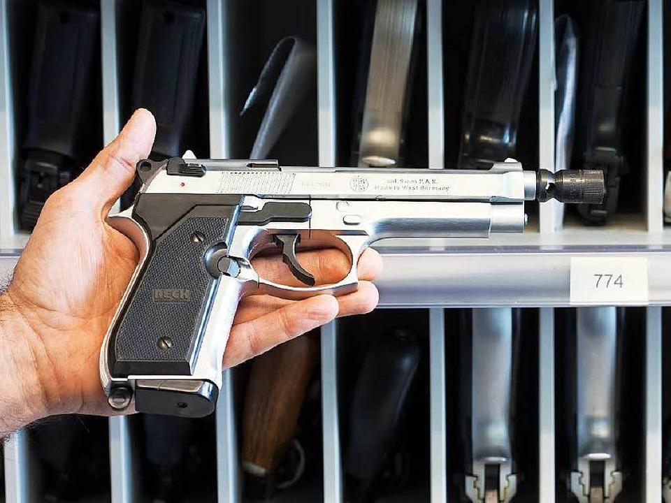 Wie sinnvoll sind Reizstoffwaffen?  | Foto: dpa