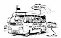 Der n�chste Protestbus ist unterwegs!