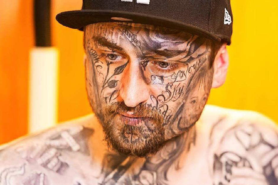 Tattoo-Messe in Freiburg (Foto: Carlotta Huber)