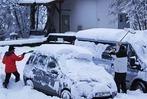 Fotos: Wintereinbruch im Elztal