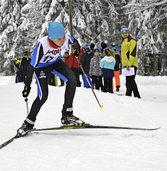 Ansturm auf den ersten Biathlon-Sprint