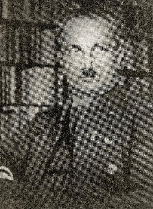 Philosophie im Nazismus? Martin Heideger in den 1930er Jahren      Foto: BZ