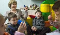 Hilfe f�r Kinder in der Ukraine